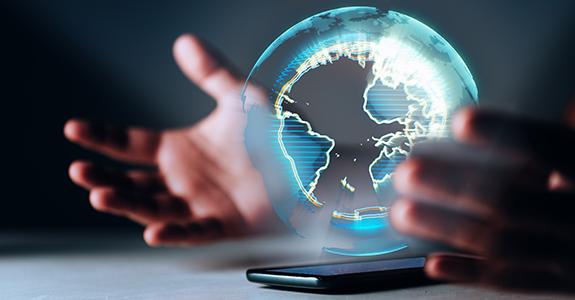 A tecnologia a favor de um mundo melhor