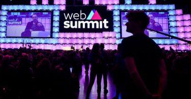 Privacidade e futuro no Web Summit